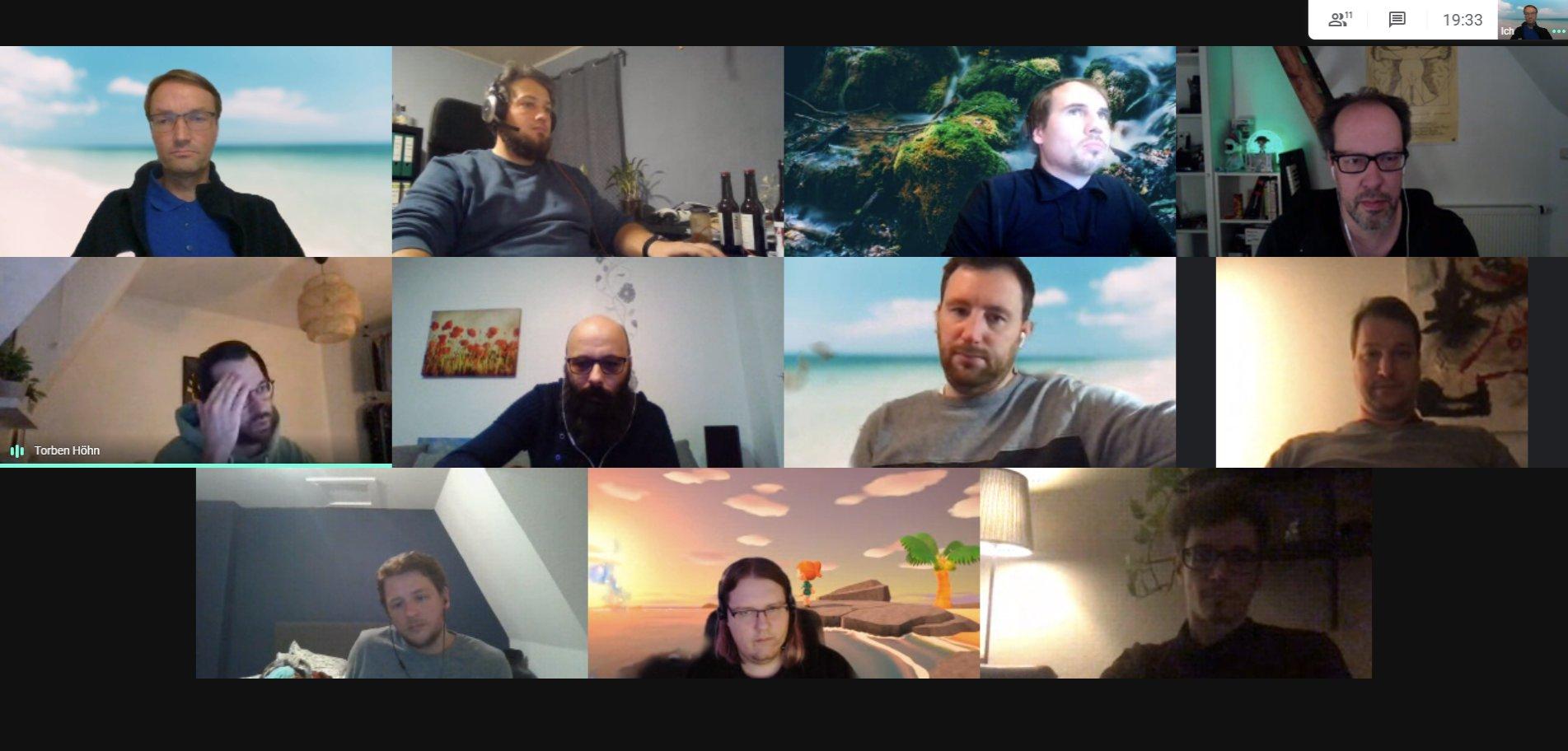 Das 33. Treffen des Magento Stammtischs Kiel