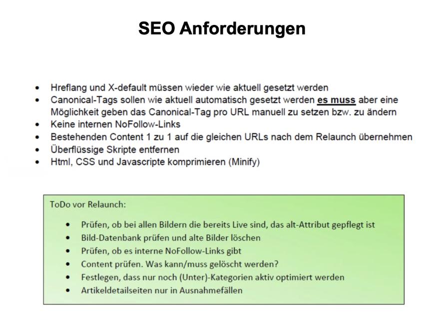 36. Magento Stammtisch Kiel: Wie gelingt der SEO-Relaunch mit Magento 2 in der Praxis?